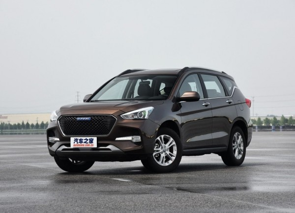 Haval М6 Blue Label